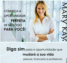 Venha ser uma consultora