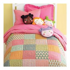 Love this quilt - for Adeline's toddler bed?
