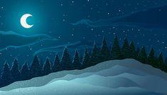 Výsledek obrázku pro night sky graphic design