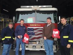 Pet Oxygen Mask Donation to the Showell MD Fire Co.