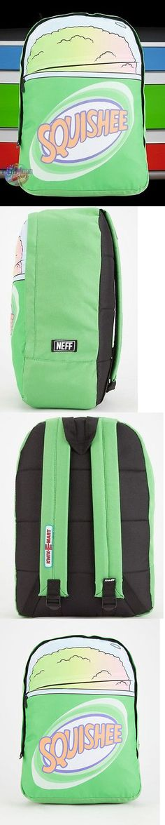 New NEFF x The Simpsons Squishee Kwik-E-Mart Book Bag Backpack