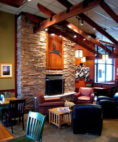 Caribou Coffee Red Wing, have you stopped in for a lush hot tea or hot chocolate and read your favorite book.  Caribou Red Wing