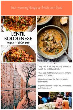 Lentil Bolognese Recipe - Vegan + Gluten Free - Countsofthenetherworld.com #