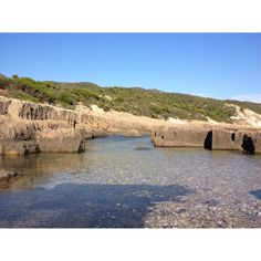 Piscinnì beach... Sardinia, Landscapes, Island, Beach, Water, Outdoor, Paisajes, Gripe Water, Outdoors