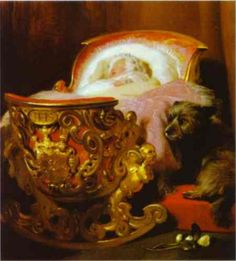 Princess Alice by Sir Edwin Landseer