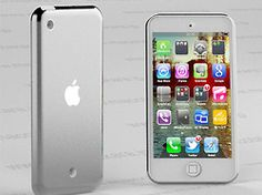 The new iPod touch 5th generation.