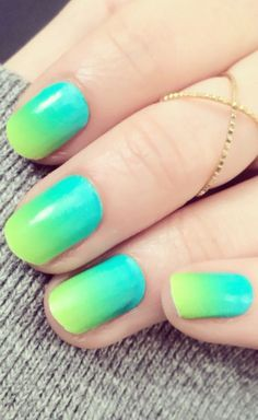 summer nail art colors 2015