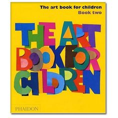 Art Book for Children II - Hardcover Book