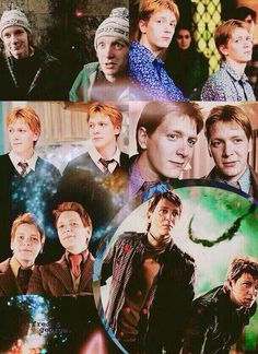 Happy birthday Fred and George