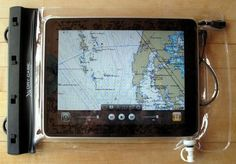 Panbo: The Marine Electronics Weblog: iPad cases for the boat, & some interesting apps
