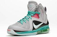 Nike LeBron 9 P.S. Elite - South Beach-Official photos