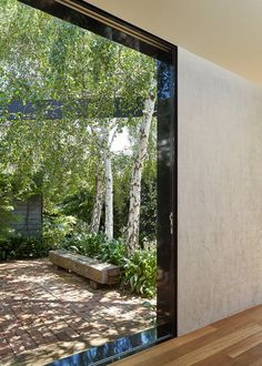 Clink white clinker - Detached house in Melbourne, Australia - Home Decoration Deck With Pergola, Pergola Patio, Pergola Kits, Backyard, Pergola Ideas, Pergola Curtains, Pergola Cover, Melbourne Architecture, Architecture Awards