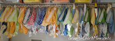 "HappilyDomestic- Guest Post ""My Best Cloth Diaper Tips"""