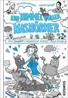 Höhle der Leseratten: Ein Himmel voller Nashörner von Ulrike Leistenschn...