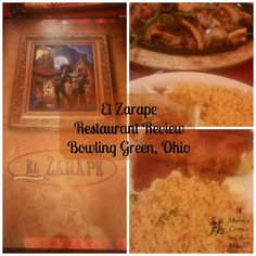 #Restaurant #Review: El Zarape in Bowling Green, Ohio #familytravel #BGSU