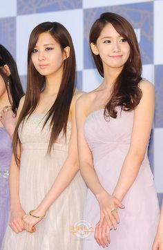 is this an old picture because Seohyun looks so young?  Yoona looks the same xD
