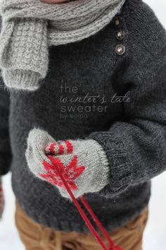 epipa: epipas Wintermärchen Sweater