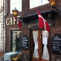 Going to Copenhagen? Want some authentic danish food? openfaced sandwiches? Dont hesitate this is the place to go. Caf Gammeltorv.