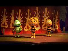 ▶ Maya - Maya dance / La Maya danse  Film de Maya l'abeille