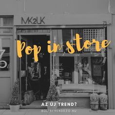Pop in store – az új trend? Pop Up, Minion, Marvel, Neon Signs, Minions