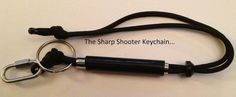 Now Save Big! With The 25 Pack Of Sharp Shooter Original Tactical Keychains Give One To All Your Family And Friends.Plus You Get 25 Copies of The Instruction DVD. This Tiny survival para cord keychain wont break when you need it the most. Made with 550 test para cord.