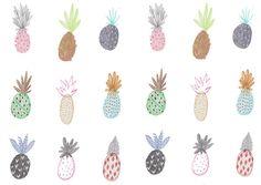 Toutes Fan D'Ananas: fond d'écran http://initialsla.com/fr/fan-ananas-tendance-mode-fruit-tropical-ete-2014/