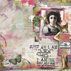 Credits: Awkwardly Perfect - Collection : Studio  Angie Young http://shop.scrapbookgraphics.com/Awkwardly-Perfect-Collection.html