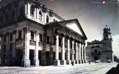 Fotos de Guadalajara, Jalisco, México: Teatro Degollado.