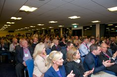 Over 250 leading professionals were in the audience for this years The View from the Top