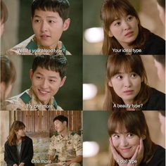descendants of the sun another favourite scene
