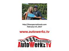 http://thesupernationals.com  February 3-5, 2017 http://autowerkztvnews.blogspot.com/2017/02/the-super-nationals-event-details.html Subscribe to http://www.Autowerkz.TV powered by gloo.tv @AutoWerkzTV #motorsports #automotive #automotive #Nascar