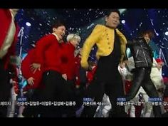 [151220] PSY - DADDY DANCING WITH EXO, BTS, GOT7[BEST ENCORE STAGE EVER] Inkigayo WIN  TAEV IS SO CUTE IN THIS OMIAPPLESAUCE OMIBTS ! ! ! <3 <3 <3