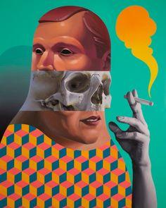 Michael Reeder | PICDIT in // painting