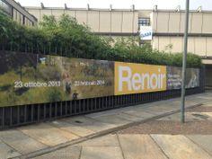 Approfitta della bellissima mostra di #Renoir e vieni a #Torino a farti incantare da una città sempre in movimento  #WinterTip by MercureToRoyal