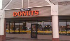 2. Waltons Donuts
