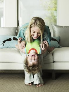 47 Ways YOU Can Be A Fun Mom! - Kids Activities Blog - I don't love the title of this post, but the ideas are good :)