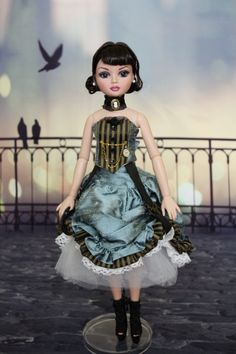 Ellowyne Just in Time OOAK by Enchanted