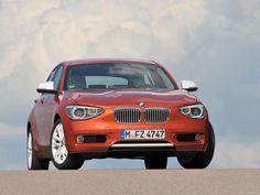 2012 BMW 1 Series Urban Line