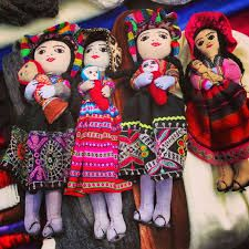 andean dolls