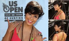 Vanessa Hudgens New Short Haircut Hair Cut