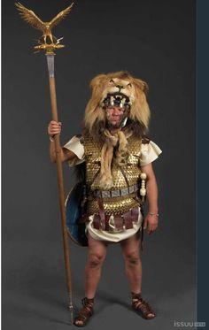 Roman Costume - by Stef Verstraaten