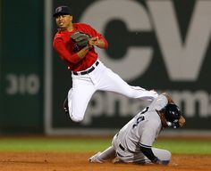 Mookie Betts Photos - New York Yankees v Boston Red Sox - Zimbio