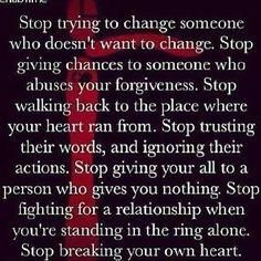 stop trying to change people life quotes quotes quote life quote
