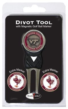 Do we ever sleep?  Well some but new products need attention!  See NCAA Virginia Tec... at http://southernselect.store/products/ncaa-virginia-tech-hokies-3-marker-signature-golf-divot-tool-pack?utm_campaign=social_autopilot&utm_source=pin&utm_medium=pin.  Search to find thousands more.