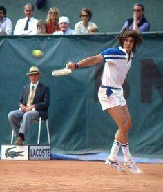 Adriano Panatta - Roland Garros 1980
