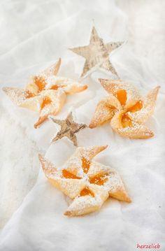 Joulutorttu - ein Rezept für finnische Weihnachtskekse