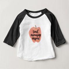 TEACHER shirt, gift, accessories Baby T-Shirt