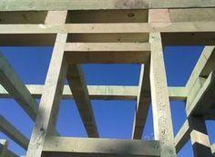 Faszerkezetes családi ház :: Mártonffy István építész   Budakeszi Ladder, Stairway, Ladders