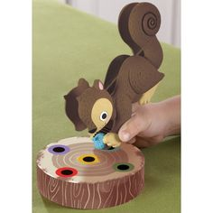 Educational Insights The Sneaky, Snacky Squirrel Toddler & Preschool Board Game Preschool Board Games, Board Games For Kids, Craft Activities For Kids, Class Activities, Autumn Activities, Sensory Activities, Learning Resources, Kids Learning, Shape Games
