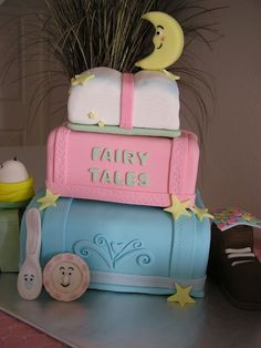storybook baby shower cake | Thank you for looking.....
